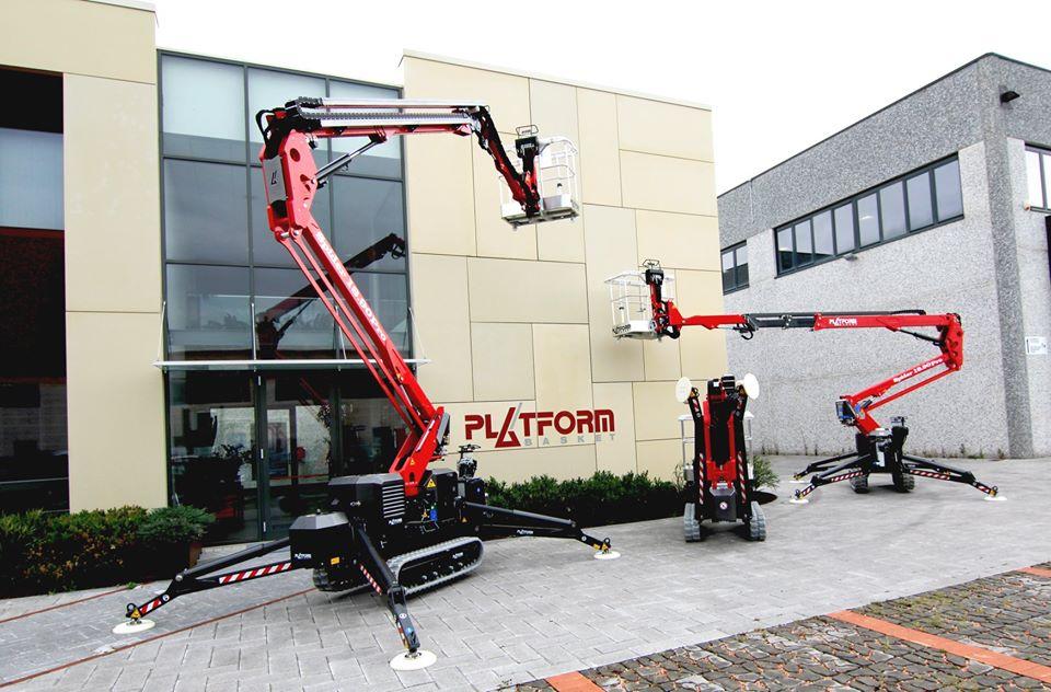 意大利Platform Basket蜘蛛车
